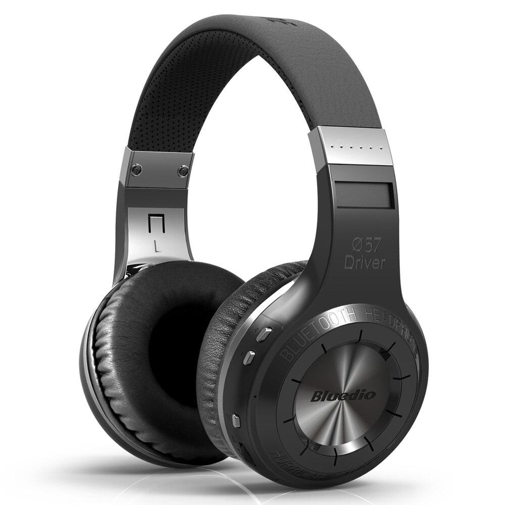 100% Original Bluedio HT Wireless Bluetooth Headphones BT 4.1 Stereo Bluetooth Headsets built-in Mic for calls