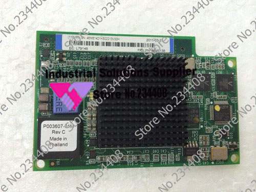 8gb fibre channel expansion card for 46m6138 industrial motherboard 100% tested perfect quality