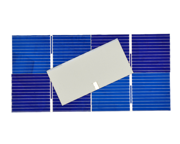 Aoshike 100pcs Mnin 39*19MM solar panel for DIY solar cell DIY cell phone charging 6