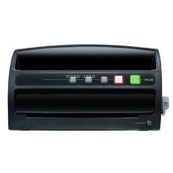 1PC MS1160  Electric automatic vacuum packaging machine vacuum sealing machine dry wet food packing machine