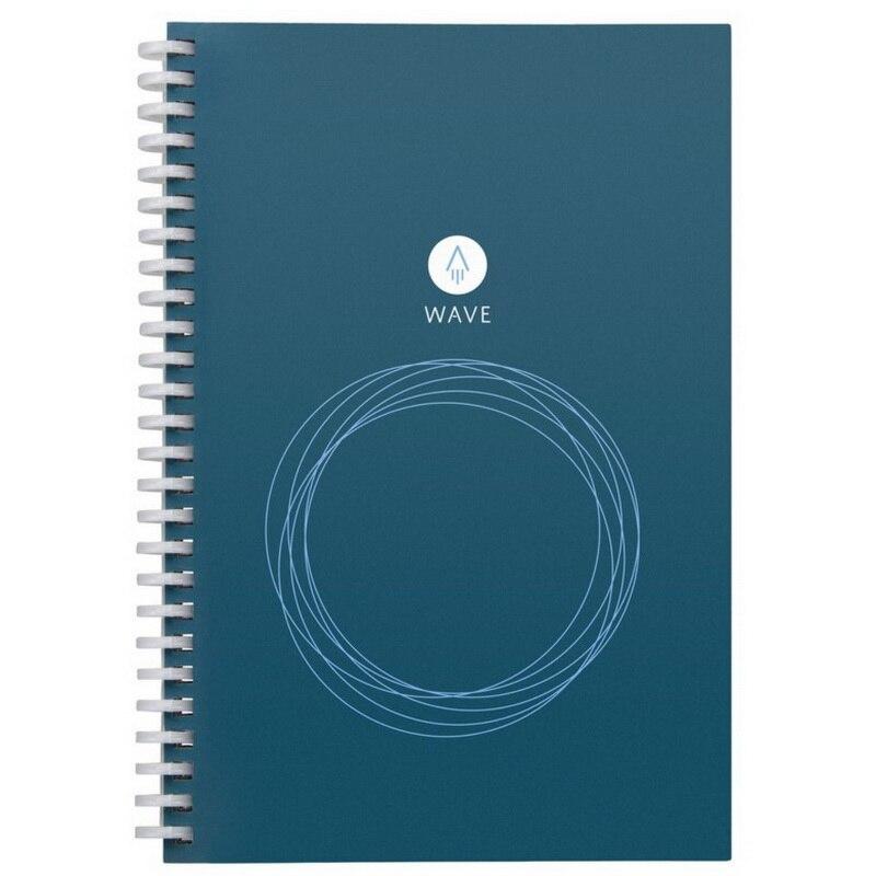 Hot Sale Rocketbook Wave Intelligent Smart Reusable Notebook Pilot FriXion Pen