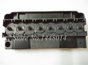 Image 2 - High quality DX5 Print Head Cover DX5 Solvent printhead cover adapter For Mutoh VJ1624 1638 1617H 2638 1604 1614 Allwin manifold
