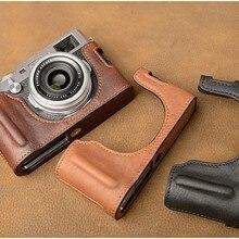 Buy fuji x100f half case and get free shipping on AliExpress com