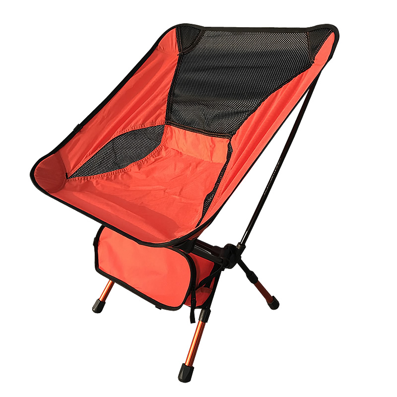 Super Light Breathable Backrest Folding Chair Portable Outdoor Beach Sunbath Picnic Barbecue Party Fishing Stool