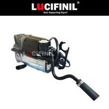 LuCIFINIL Air Suspension Compressor Pump Fit Porsche Cayenne VWTouareg 95535890105 7L0616007D 7L0616006
