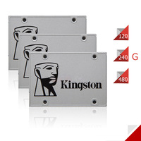 Kingston UV400 SSD 120 ГБ 240 ГБ 480 ГБ Internal Solid State Drive 2,5 дюймов SATA III HDD жесткий диск HD SSD теперь Тетрадь PC