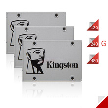 Kingston UV400 SSD 120 ГБ 240 ГБ 480 ГБ internal Solid State Drive 2.5 дюймов SATA III HDD жесткий диск HD SSD теперь Тетрадь PC