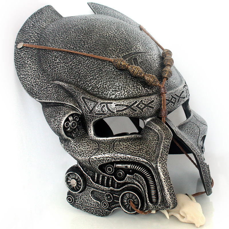 Free delivery Predator movie theme mask dance props wedding party decoration high grade resin mask Collector
