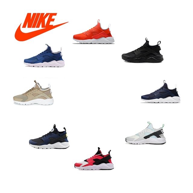 reputable site 3f54d b6cd4 ... NIKE AIR HUARACHE RUN ULTRA Men s Breathable Running Shoes Sneakers  Classic Tennis Shoes for Men. Previous. Next