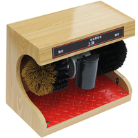 Automatische Inductie Schoen Shaker Machine Thuis Openbare Elektrische Wrijven Schoenen Machine