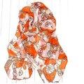 CH106 НОВЫЕ Моды для Женщин дамская Шифон Джокер Шарфы 11 Стилей на выбор
