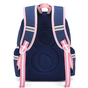 Image 5 - SUN EIGHT 1 2 Grade 15inch Girls Backpack School Bags For Kid Light Books Bag  Wholesale Price