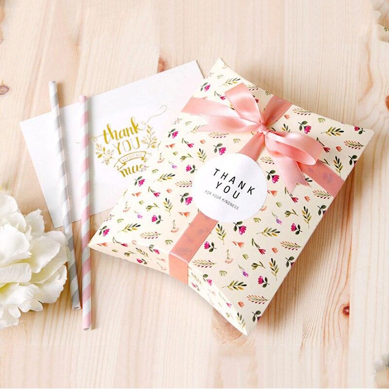 20 шт., свадебная подушка, конфетная коробка, сумка, маленький Подарочный пакет для цветов, пустая коляска, Подарочная коробка, пирог, товары д...