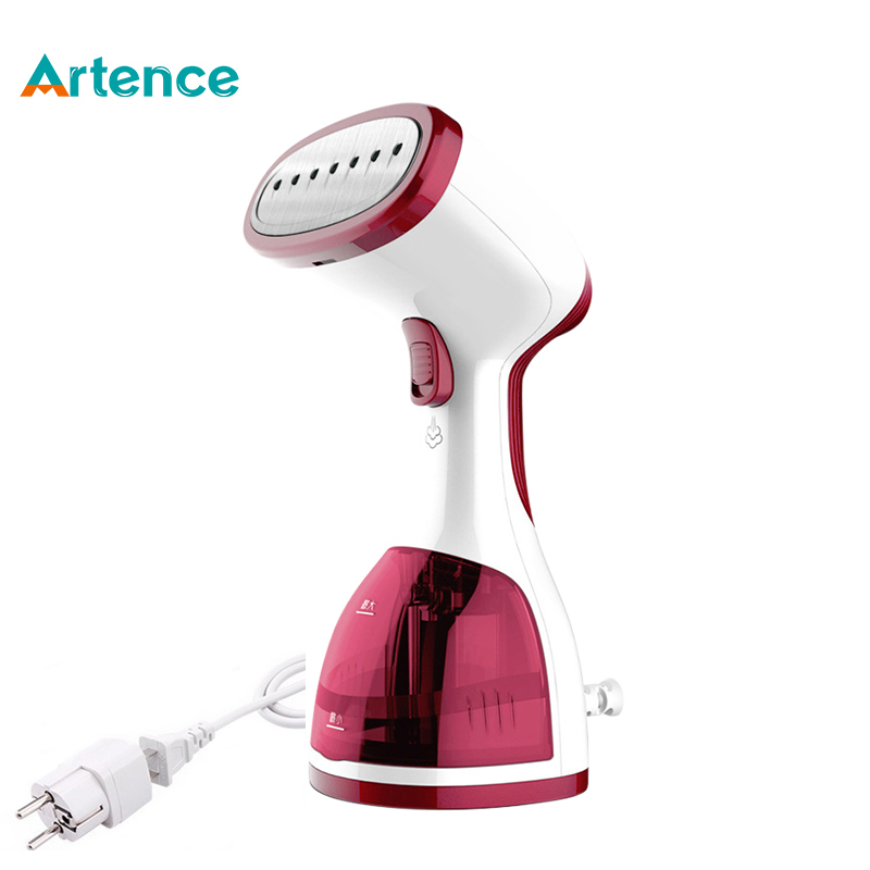 New Garment Steamers Clothes Mini Steam Iron Handheld dry Cleaning Brush Clothes Household Appliance Portable Travel Colors