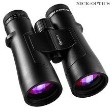 プロミリタリー屋根 Bak4 プリズム 10X50 双眼鏡強力な狩猟望遠鏡窒素防水双眼鏡 lll ナイトビジョン