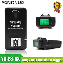Yongnuo YN-E3-RX e-TTL Wireless Flash Receiver for YONGNUO YN568EX II,YN565EX II YN600EX-RT,for Canon 580EX II 600EX-RT,YNE3-RX(China)