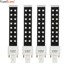 Lamp For Nails UV LED 16 LEDS 9W Nail Lamp Bulbs For Replaced Curing Nail Art Dryer Bulbs Replacement Tube
