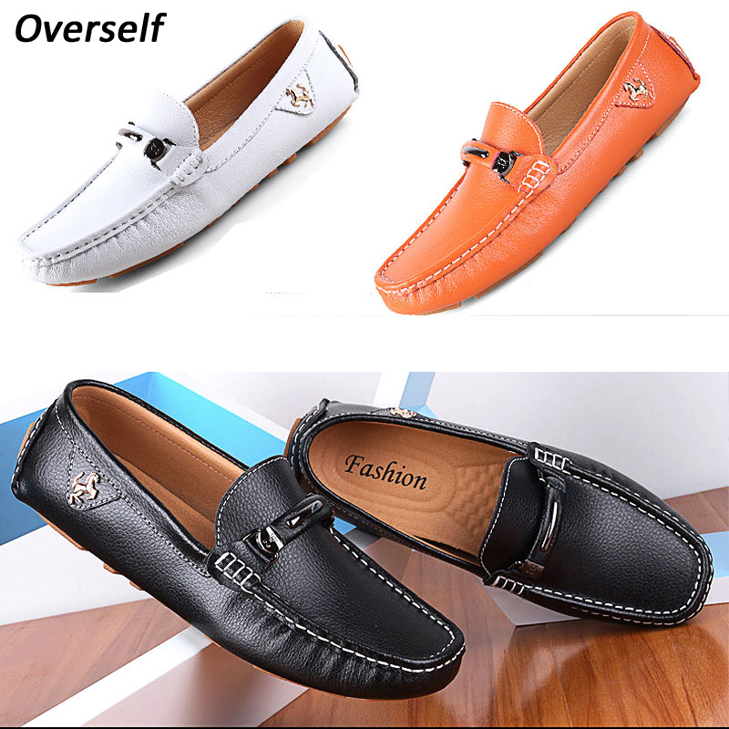 Men's Flats Comfy Driving Shoes High Quality Slip On casual shoe Leather Men Shoes Soft Moccasins Loafers Free Shipping hot high quality men loafers leather round toe slip on casual shoes man flats driving shoes hombre zapatos comfortable moccasins