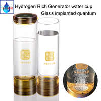 Implantation quantum Hydrogen generator 600ML Electrolytic Oxygen-Hydrogen Separation H2 water cup Wireless transmission