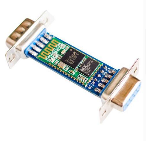 DB9 interface RS232 <font><b>bluetooth</b></font> through the module , wireless serial ports, <font><b>HC06</b></font> Slave, Male-Female