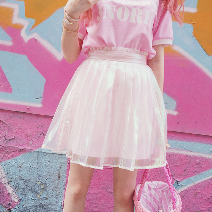 Princess sweet lolita skirt BOBON21 color intrigue pleated kilt, lace empire-waist pure color cosplay skirt B1489 ...