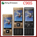 C905 Original Unlocked Sony Ericsson C905 8MP 3G WIFI Bluetooth Support Russian Keyboard Mobile Phone Free shipping