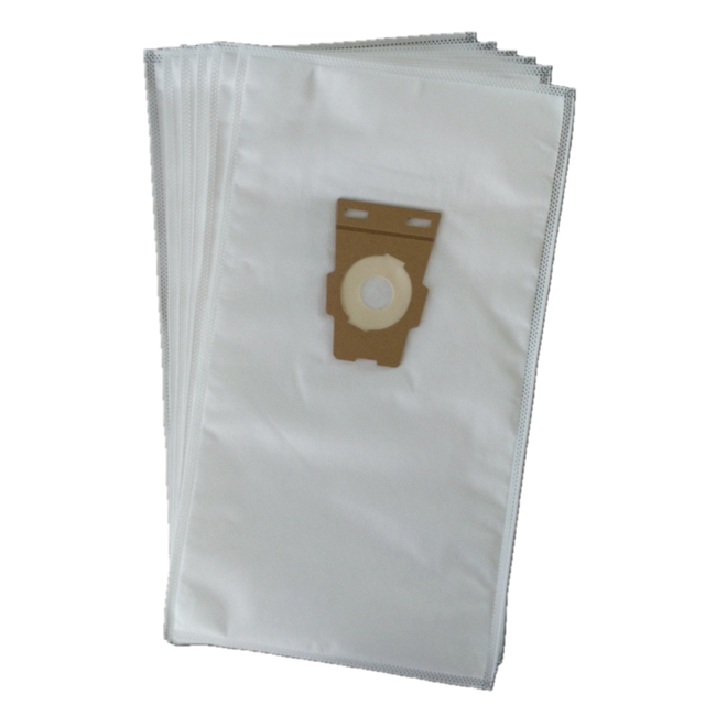 6 Pack Of Vacuum Bags To Fit All Kirby Sentria Models Universal Hepa White Cloth