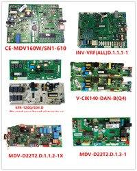 CE-MDV160W/SN1-610 | INV-VRF (tous) D.1.1.1-1 | KFR-120Q/SDY. D | V-CIK140-DAN-B (Q4) | MDV-D22T2.D.1.1.2-1X | MDV-D22T2.D.1.3-1 bon usage