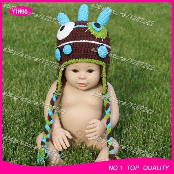 Nuevos productos para bebé recién nacido Animal traje patrones ...