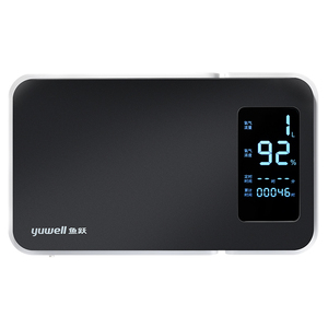 Image 4 - Yuwell YU300 Oxygen Concentrator Generator Be Good For Ventilator Sleep Oxygen Concentrator Medical Equipment High Concentration