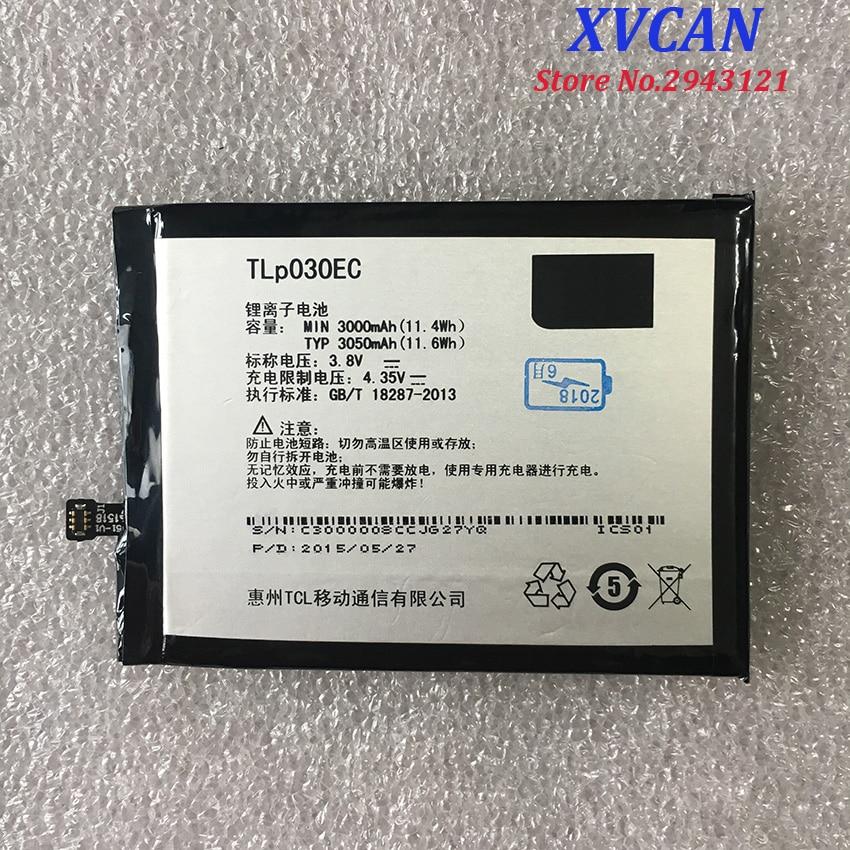 Original Replacement Battery TLp030EC 3050mAh Battery For ...