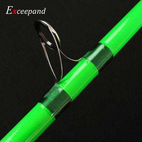 vara de pesca articulado rod lure rod polo
