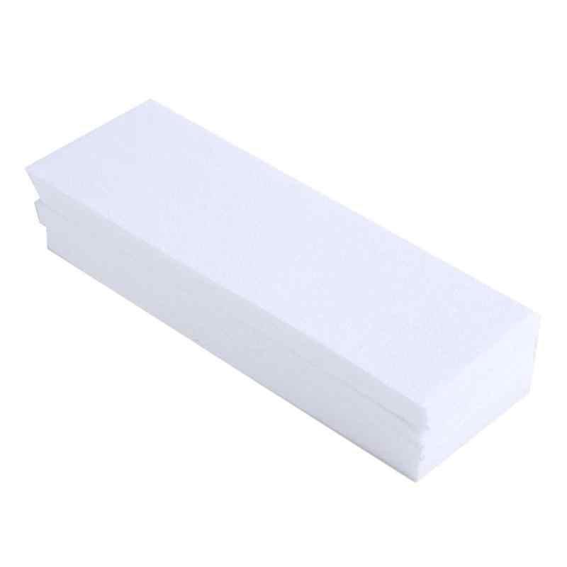 80 Pcs Ontharing Verwijderen Epilator Papier Waxen Ontharingscrème Strip Papierrol Wassende Gezondheid Schoonheid Gladde Benen Voor Ontharen