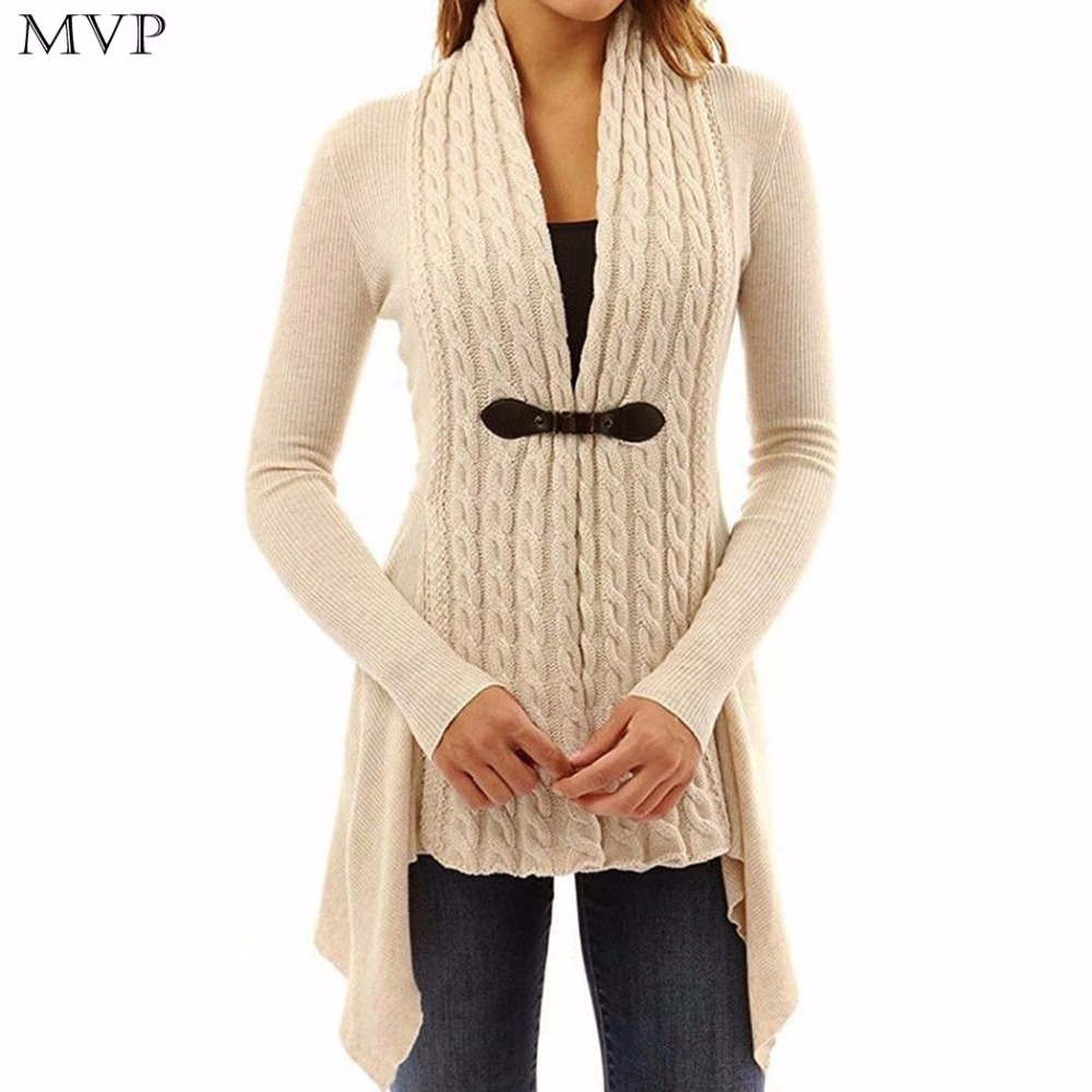 Winter Sweater Women 2017 Casual Christmas Knitted Sweater Cardigan Long Sleeve Loose Outwear Sweaters Tops pull femme hiver