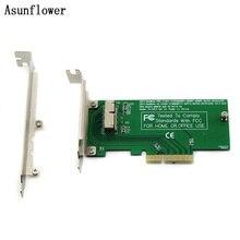 SSD PCI X4 адаптер для 2013 2014 Apple MacBook Air A1466 A1465 ME253 SSD адаптера