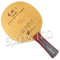 Palio official stealth 1 stealth1 table tennis blade fast attack with loop good control racquet sports