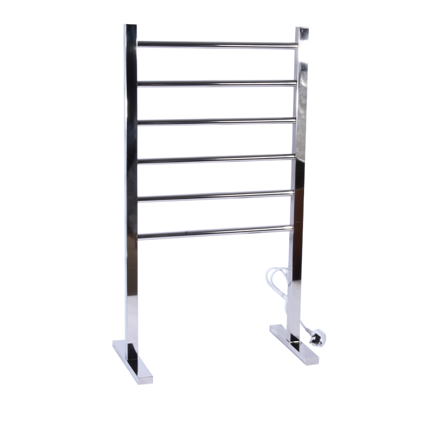 Big Size Stainless Towel Warmer Heated Towel Rack: 1PC Heated Towel Rail,Floor Type Stainless Steel Electric