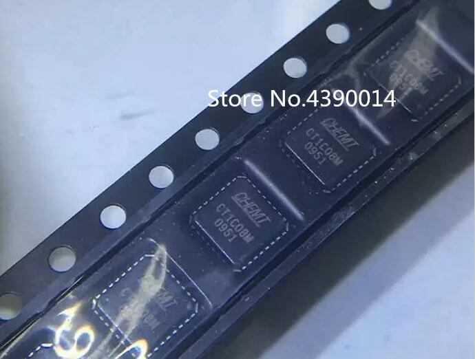 20pcs/lot 100% original CT1C08 QFN24 20pcs lot 9t16gh to252