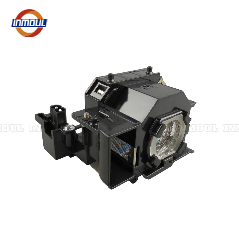 Inmoul Original Projector Lamp Module EP44 for EH-DM2 / EMP-DE1 / MovieMate 50 / MovieMate 55 projector lamp elplp43 v13h010l43 for epson emp twd10 emp w5d moviemate 72 with japan phoenix original lamp burner