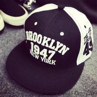 1947 Brooklyn Style Baseball Cap Sport Hat Gorras Planas Snapback Caps New York Hip Hop Hats