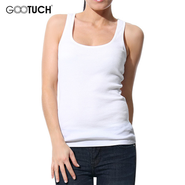 42c815d4d6b New Summer Womens Cotton Tanks Camis Casual Camisole Tank Undershirt  Breathable Undershirts Plus Size Underwear 4XL 5XL 6XL 7057