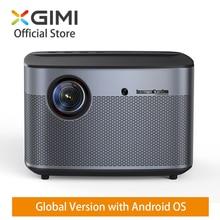 Глобальный XGIMI H2 DLP домашний проектор 1350 ANSI люмен 1080 p светодиодный 300 «3D Видео Android WIFI Bluetooth Smart Театр HDMI 4 K проектор