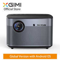 "Global XGIMI H2 DLP Home Projector 1350ANSI Lumens 1080p LED 300"" 3D Video Android Wifi Bluetooth Smart Theater HDMI 4K Beamer"