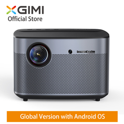 Global XGIMI H2 DLP proyector 1350 lúmenes ANSI 1080 p LED 300 3D Video Android Wifi Bluetooth Smart teatro HDMI 4 K Beamer