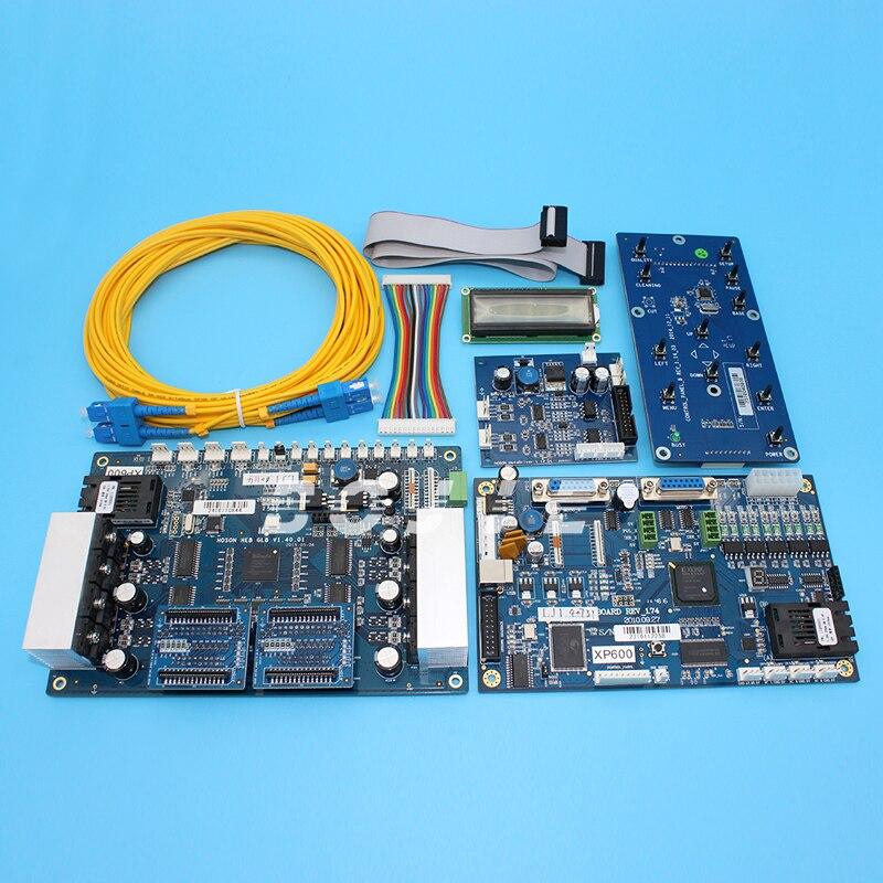 Di alta qualità set board per epson XP600 testina di stampa