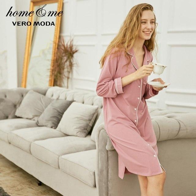 Vero Moda New Shirt Night Dress|318361517