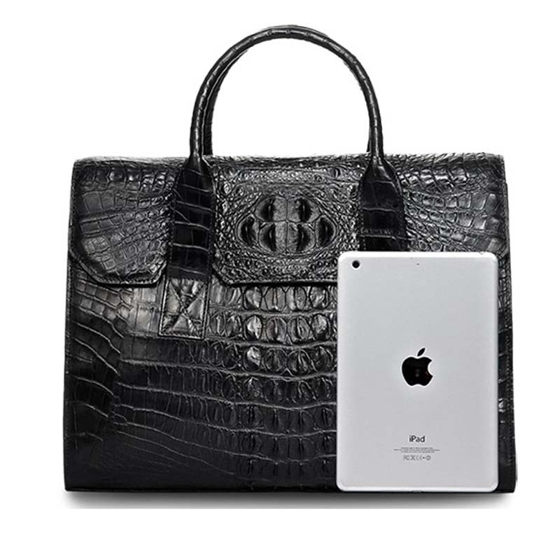 Cestbeau bag-top crocodile handbag casual briefcase business man bag briefcase men handbagCestbeau bag-top crocodile handbag casual briefcase business man bag briefcase men handbag