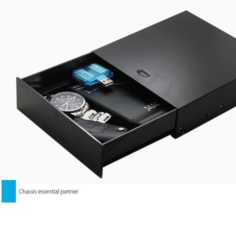 Cocode desktop computer bay case box rack blank for Storage bay