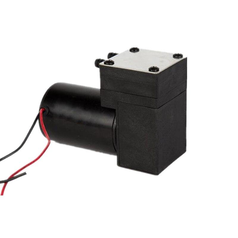 DC12V-AC220V petite bulle pompe spéciale pompe à vide pression d'aspiration pression atmosphérique longue durée de vie