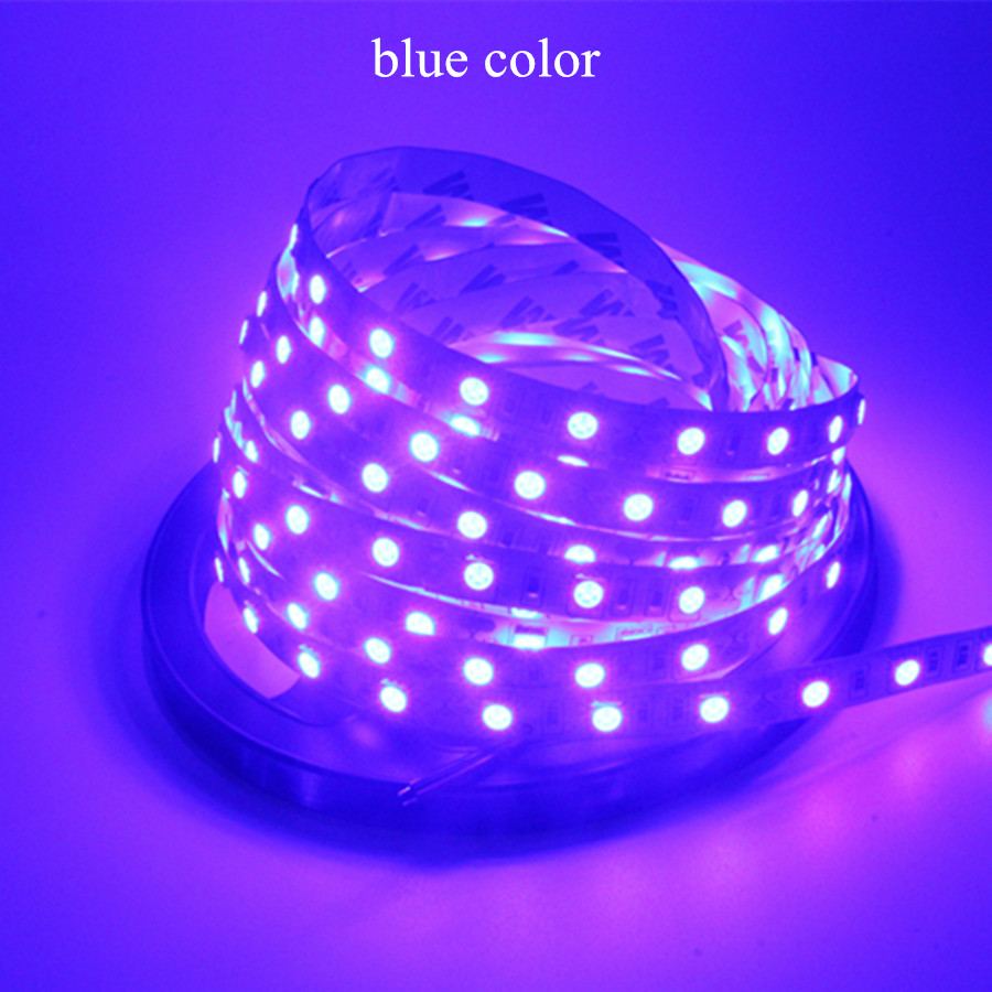 73d6938cd76 OSIDEN RGB LED Strip Led Light 5050 SMD 5M 300led Tape Waterproof RGB diode  ribbon 44Key IR Controller 3A Power Supply-in LED Strips from Lights    Lighting ...